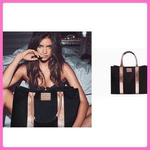 New Victoria's Secret Canvas Tote Bag